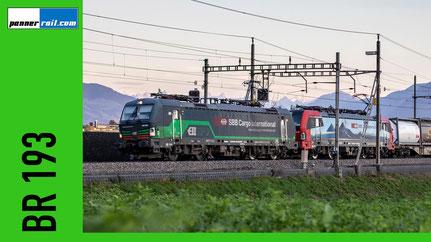 Foto-Datenbank BR193 SBB Cargo International (ELL / LokRoll)