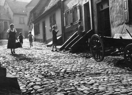 1938, Obere Mühlstrasse