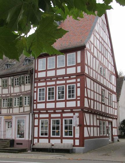Altstadtrundgang Otterberg, Alte Apotheke