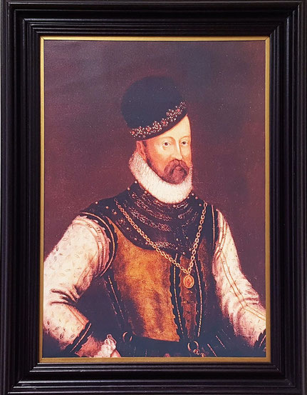 Pfalzgraf Johann Kasimir, Bild: Heimatmuseum Otterberg