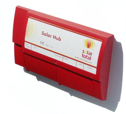Solar hub by Betronic