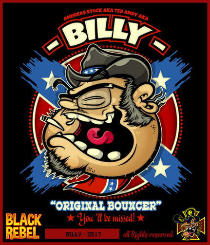 Rest in Peace Billy - original Bouncer