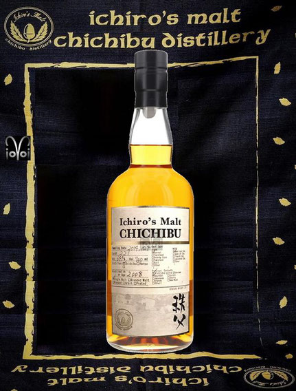 Chichibu Single Malt Cask #221