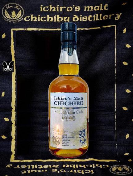 Chichibu Single Malt Cask #190