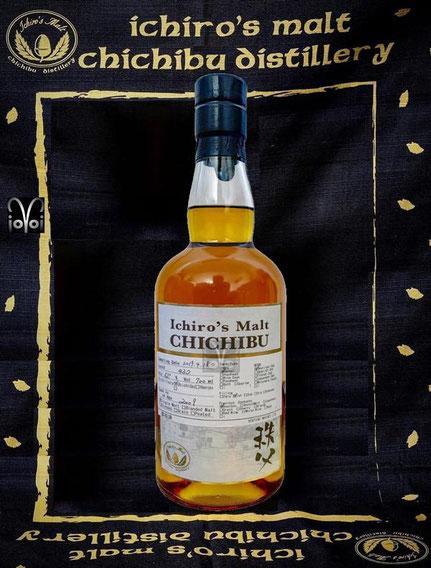 Chichibu Single Malt Cask #430