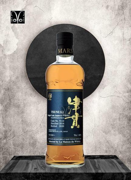 Mars Single Malt Cask #5114