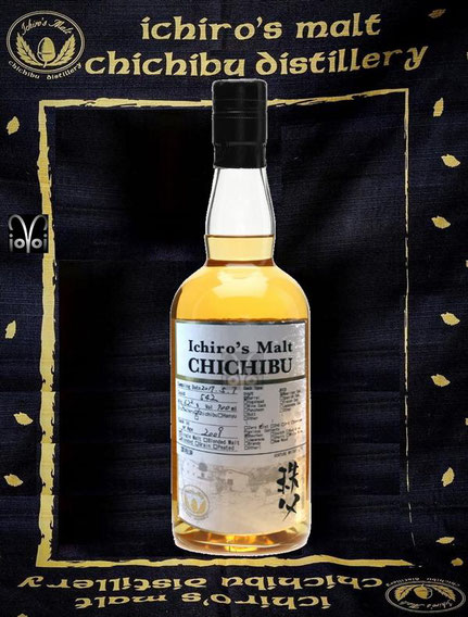 Chichibu Single Malt Cask #542