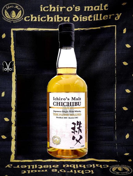 Chichibu Single Malt The Floor Malted