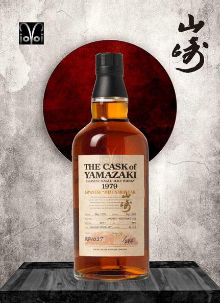 Yamazaki Single Malt Cask #RF1037