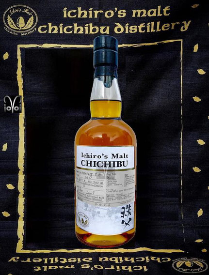 Chichibu Single Malt Cask #430