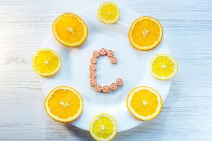 Vitamine C gezond teveel