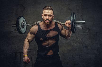 fitness oefeningen schouders