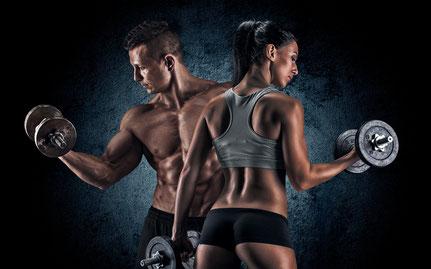 fitness oefeningen biceps