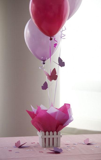 globos de latex con helio