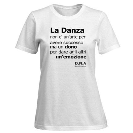 n Danza Store Online a T ''emotion'' Shirt D 0wPO8nk