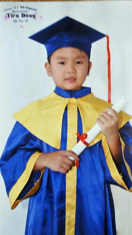 Abschluss der Vorschule
