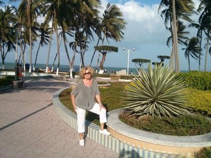 Elke im Strandpark