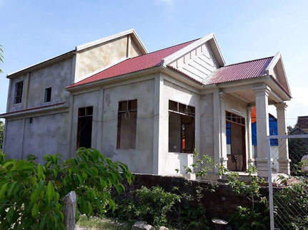 Das neue Haus in Ha Tinh