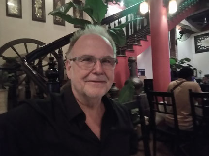 Peter im Seafood Restaurant