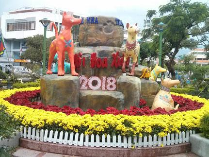2018 - Jahr des Hundes