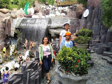 Tinh mit Minh und Dung