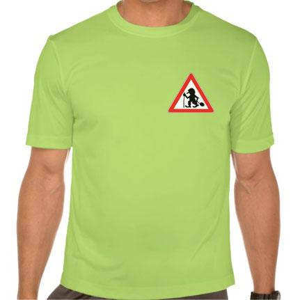 T-Shirts zum Trollbachlauf mit dem Troll gibt es für Kinder und Erwachsene
