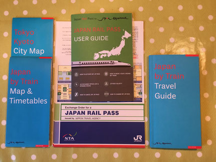 Der Japan Rail Pass