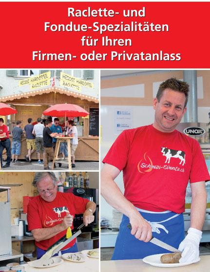 Raclette Schweiz Ostschweiz Lichtenstein St. Gallen SG Raclette