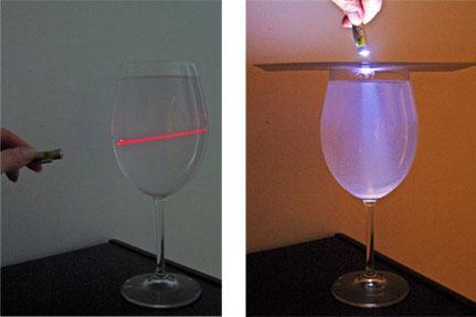 rayon diffusion eau + lait