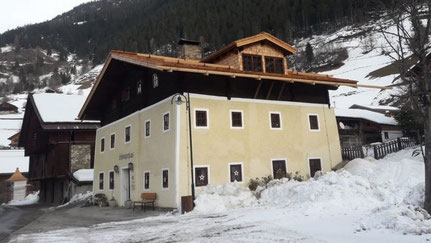 Das Schmutzerhaus ist eines der ältesten Gebäude der Gemeinde Mörtschach