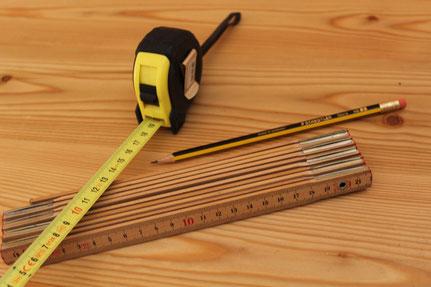 Holzbedarf an Terrassendielen ermitteln