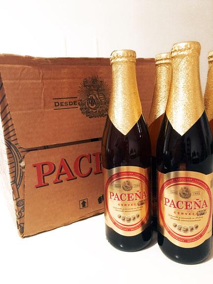 Zwei Cerveza Paceña