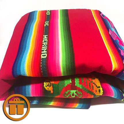 Geschenke aus Bolivien