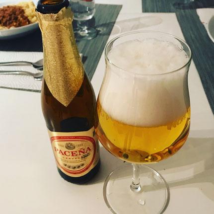 Das leckere bolivianische Bier Cerveza Paceña