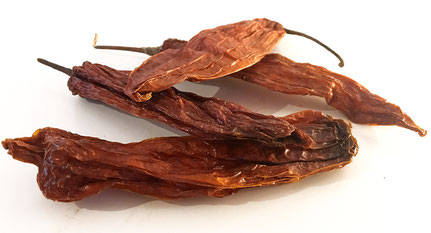 Ají Vaina Amarillo – bolivianische rote Chili-Schoten