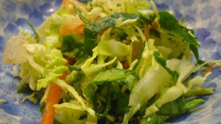 色とりどりの新鮮野菜