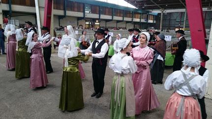 Groupe folklorique Limousin