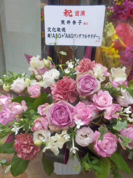 お花(ソロ・ショット)