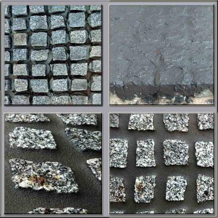 Pflasterfugenmasse Schwarz frostsicher Wasserundurchlassig für Terrassen