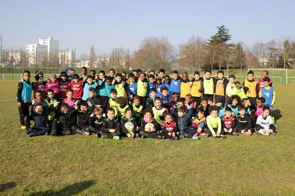 Famille u6,u7,u8: Ecole de foot