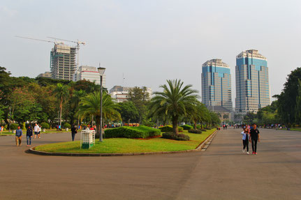 Jakarta - mit Abstand die langweiligste Hauptstadt bisher