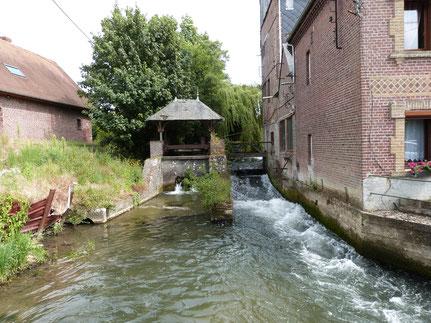 Le moulin d'Archelles avant travaux
