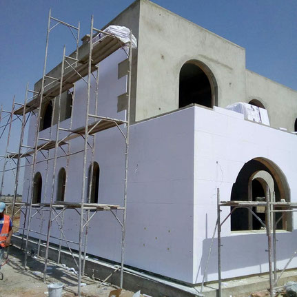 Isolation thermique au Maroc