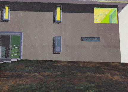 Lost Highway Fassadenperspektive