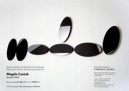 Plakat Magda Csutak