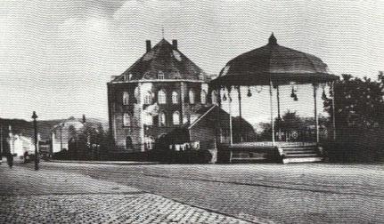 1950 -Blobierg - Maragolerstrooss