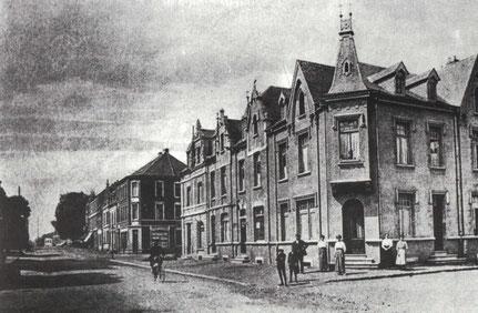 +- 1910 -Lëtzebuergerstrooss