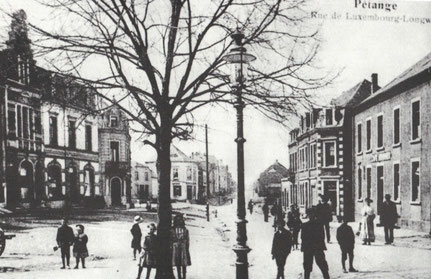 +- 1910 - Lëtzebuergerstrooss