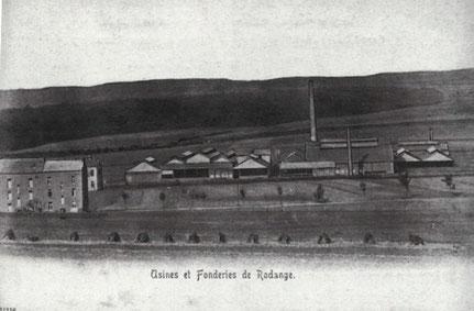 1900 - Fonderie