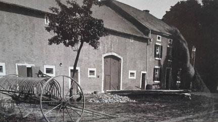 Bauernhof der Familie Tockert